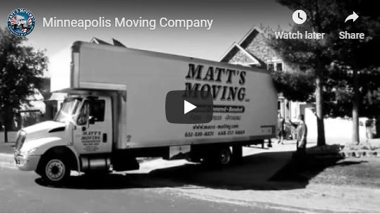 Matt's Moving Video