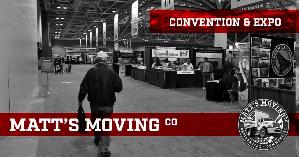 Convention Labor and Movers